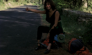 Spoorloos hitchhiking