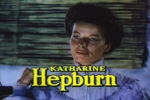 The African Queen, Hepburn1
