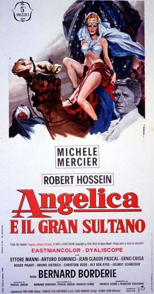 Angelica e il gran sultano