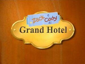 Zack e Cody al Grand Hotel