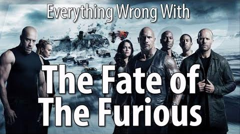 Everything Wrong With The Fate of the Furious