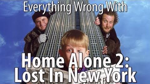 EWW HA2- Lost In New York