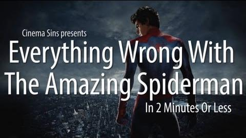 The Amazing Spider-Man (EWW Video)