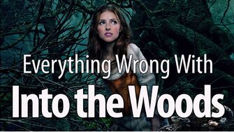 Into the woods eww