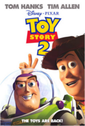 Toy Story 2 Poster 1 - Woody and Buzz