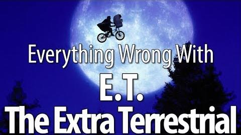 E.T. the Extra-Terrestrial (EWW Video)