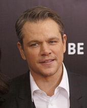 Matt Damon Infobox