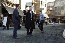 The Prestige - Bale, Nolan