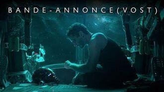 Avengers Endgame - Première bande-annonce (VOST)