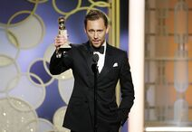 74th Golden Globe Awards - Hiddleston