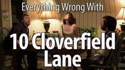 Everything Wrong With 10 Cloverfield Lane (CinemaSins)