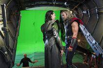 Avengers - Hemsworth, Hiddleston