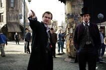 The Prestige - Jackman, Nolan (1)