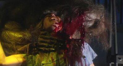 Kristen Zaik-Werewolf in a Women's Prison