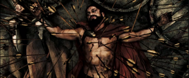 Leonidas Death