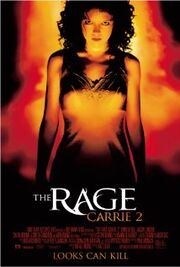 The Rage-Carrie 2 1999 poster