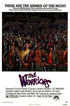 TheWarriors 1979 Movie Poster