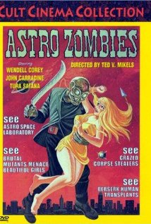 Marquis for The Astro-Zombies