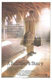 Soldiers story poster