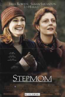 Stepmom (1998) Poster