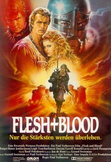 Flesh + Blood poster