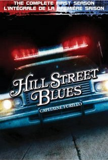 Hill Street Blues DVD cover