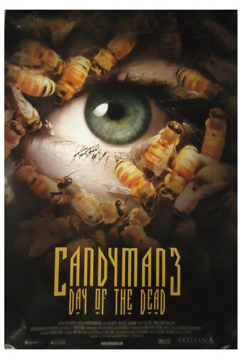 Candyman 3: Day of the Dead (1999) | Cinemorgue Wiki | Fandom