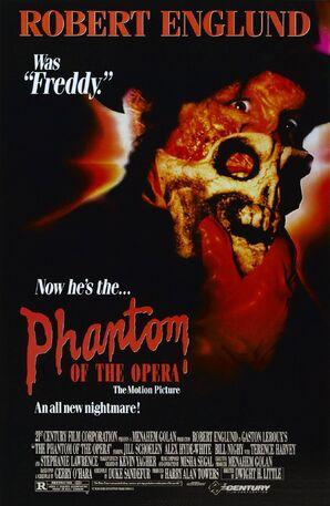 Phantom of opera 1989 poster 01
