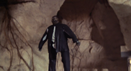 Kananga's death
