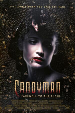 Candyman farewell to the flesh