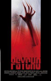 Psycho 1998 poster