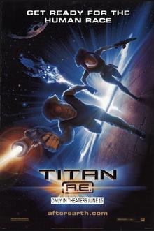 Titan AE (2000) Poster