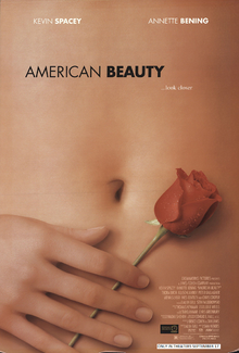 American Beauty (1999) Poster