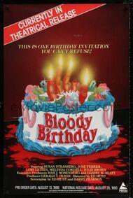 Bloody birthday video SD01048 C
