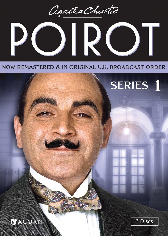 agatha christie poirot  Agatha Christie's Poirot (1989 series) | Cinemorgue Wiki | FANDOM ...