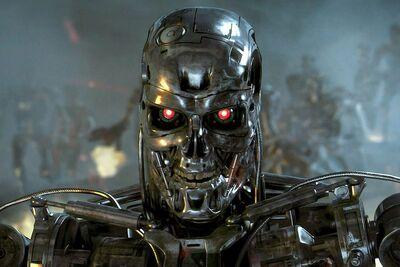 Terminator endoskeleton 1020.0