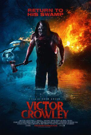 Victor crowley xlg