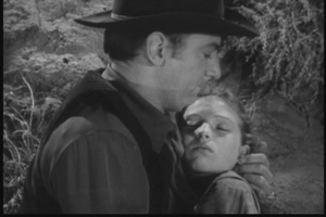 Betsy Hale dead with Bobby Darin in 'Wagon Train-The John Gillman Story'