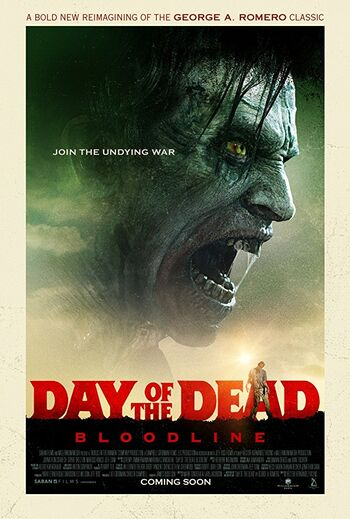 Day of the Dead - Bloodline poster