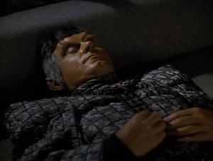James Sloyan in Star Trek-The Next Generation-The Defector