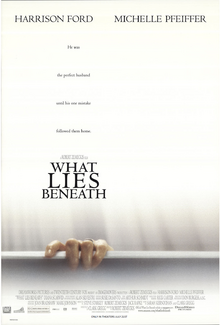 What Lies Beneath (2000) Poster