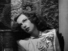 Geraldine Fitzgerald in 'Three Strangers'