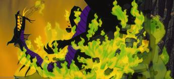 Maleficent's death