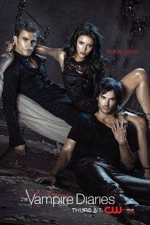 'The Vampire Diaries' 2009 Poster