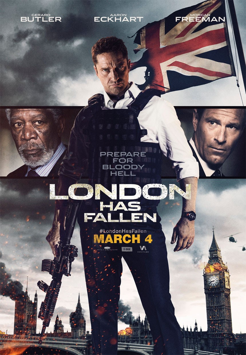 london has fallen online