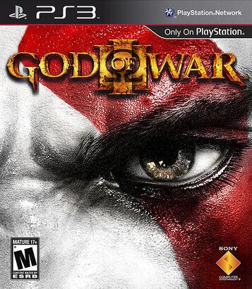God of War III not final art