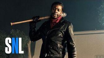 Walking Dead Chappelle's Show - SNL