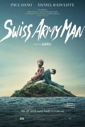 Swiss army man xlg