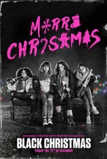 Black Christmas 2019 teaser poster