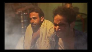 Iyad Hajjaj and Fouad Hajji in It's a Dead, Dead, Dead World